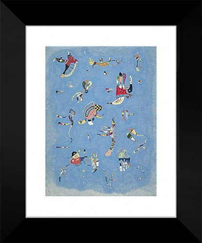 Amazon.com: Wassily Kandinsky Framed Art Print 16x20 \