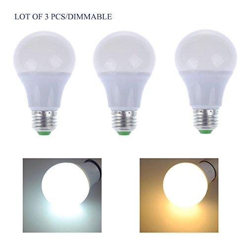 Dimmable Light Bulbs Base Equivalent product image