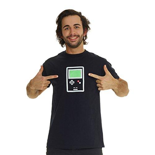Mens Digital Dudz Retro Gamer T-Shirt Costume - XL (46