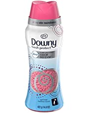 Downy Fresh Protect In-Wash Laundry Scent Booster Beads with Febreze, April Fresh, 422 g - Packaging May Vary