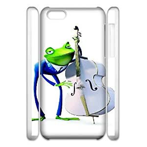 iphone5c Phone Case White Meet the Robinsons Frankie the Frog CZL5860169