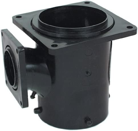 Valterra T1010 3 San Tee Reducing with 3 Bayonet x 3 and 1-1//2 Rotating Flange
