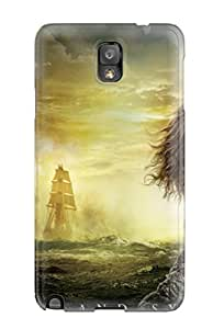 Galaxy Note 3 Well-designed Hard Case Cover Philip And Syrena In Pirates 4 Protector 1599154K17697280