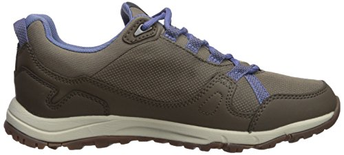 Jack Wolfskin Dames Activeren Texapore Low W Hiking Boot Dusk Blauw