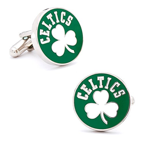 NBA Boston Celtics Vintage Cufflinks ()