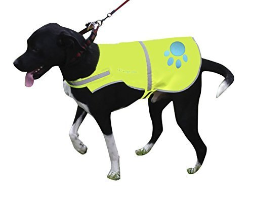 X-large Bright Reflective Safety Vests - 8