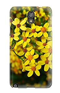 Michael paytosh Dawson's Shop 3125109K61089259 Durable Defender Case For Galaxy Note 3 Tpu Cover(wild Yellow Flowers)