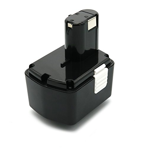 Power-Ing 14.4v 2000mAh Power Tool Replacement Battery for Hitachi EB1414S EB 1414 1414S 1424 14B 14S 324367 EB14B EB14S EB1412S DS14DL DV14DL DS14DVF3 UB18D Hitachi Cordless Drill Battery pack,parts