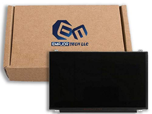 EM EMAJOR TECH LLC New Screen Replacement for H P Laptop 17-BY0070CL 17-BY0071CL 17-BY0073CL 17-BY0081CL, 17.3