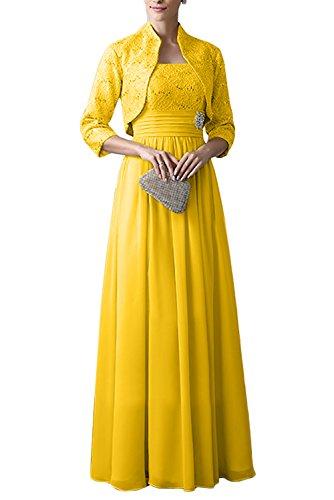 (ウィーン ブライド) Vienna Bride 披露宴用母親ドレス ロングドレス 結婚式母親用ドレス 新婦の母ドレス 七分袖 ベスト付き Aライン 肩紐 アップリケ エンパイア カラードレス 紺 ワインレッド ダークグリーン エレガント