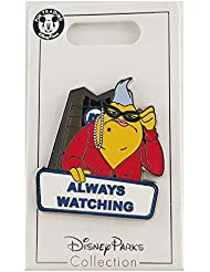 Disney Pin - Monsters Inc. - Roz - Always Watching