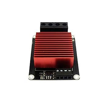 Impresora 3D Partes Controlador de calefacción MOSFET para cama de ...