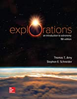 Explorations: Introduction to Astronomy 9th Edition Front Cover