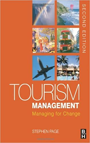 Tourism management : managing for change