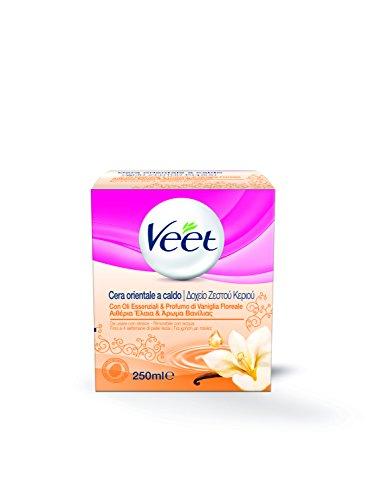 Veet Oriental Wax Essential Oils, 250ml by Veet