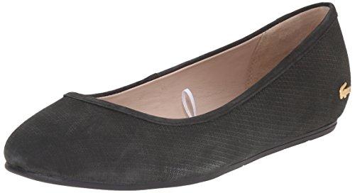 Lacoste Womens Cessole 116 2 Ballet Flat Black