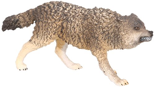 Schleich 14741 Wolf Figurine Toy Figure (Best Private Schools In America 2019)