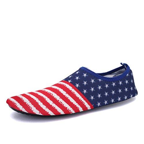 Socks Water Swim Shoes Pool Cosstars Yoga Aerobics Surf Dry Aqua Mens Quick Beach Shoes Shoes for Womens Water wSxvXd4vqp