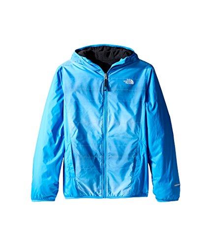 9ea0904b65c2 The North Face Kids Reversible Breezeway Wind Jacket Little Kids Big Kids  Clear Lake Blue