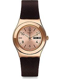 Swatch YLG701 - Reloj analógico de cuarzo