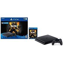 PlayStation 4 Slim 1TB Console - Call of Duty: Black Ops 4 Bundle - Slim 1TB - Call of Duty: Black Ops 4 Edition