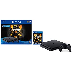 41pWdbXkvzL. SS300  - PlayStation-4-Slim-1TB-Console-Call-of-Duty-Black-Ops-4-Bundle
