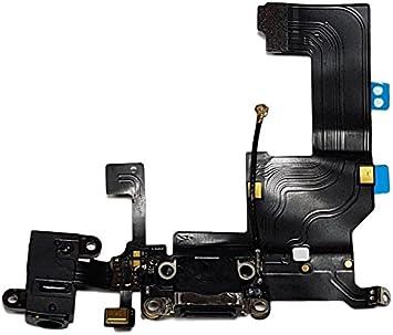Smartex Conector de Carga de Repuesto Compatible con iPhone 5 ...