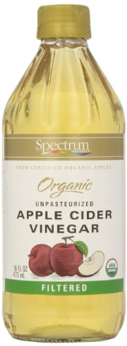 Spectrum Filtered Organic Apple Vinegar