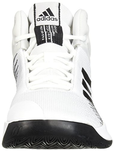 black Basketball 2018 Spark Men's grey Adidas White Shoe Pro wPq0xxI