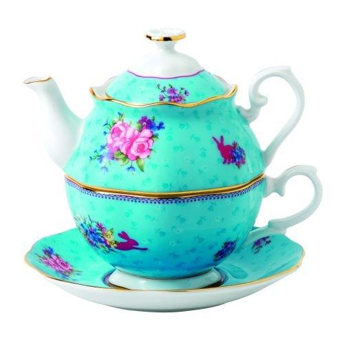 (Royal Albert Hunny Bunny Tea for One- 16.6 oz)