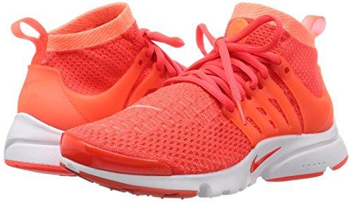 Naranja Mango Air Mujer Flyknit bright Para Deporte Zapatillas Nike W Bright De Crimson Presto Ultra vxqn1Bg7