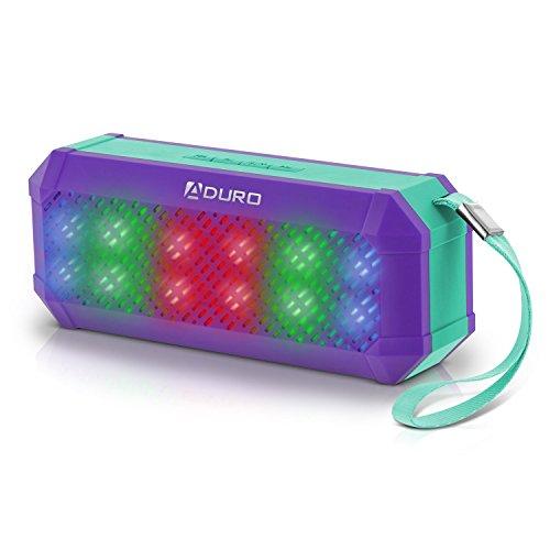 Aduro Wireless Portable Microphone Turquoise
