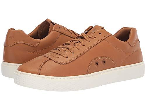 [Polo Ralph Lauren(ポロラルフローレン)] メンズカジュアルシューズ?スニーカー?靴 Court 100 Lux Polo Tan 8 (26.5cm) D - Medium