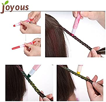 Buy One Time Cover Hair Highlights Emergency Hair Dying Pen