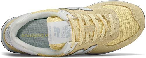 574v2 New Glow Scarpa Donna Balance Sun Glow Tennis Giallo Da sun CCn5Zxr4R