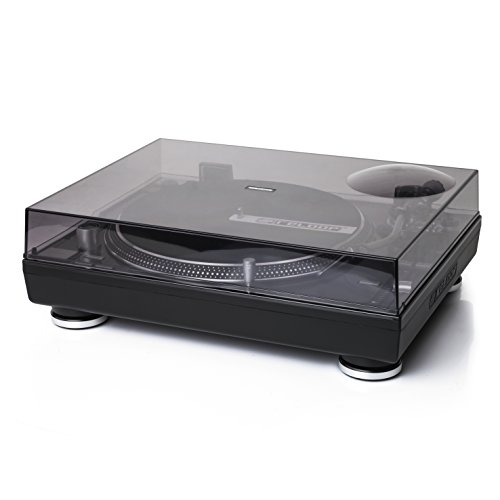 Reloop Dust Cover for RP7000 and RP 8000 Turntables (Cover Dust Technics 1200)