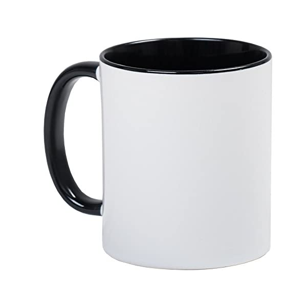 CafePress - I Love My Border Collie Mug - Unique Coffee Mug, Coffee Cup 2