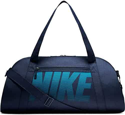 Nike Virginia Cavaliers Vapor Max Air Duffel Bag (Navy Blue). (0). Nike  Women s Gym Club Training Duffel Bag (Obsidian Obsidian NEO Turq ee49edb71249e