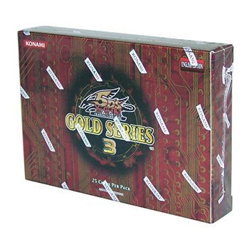 YuGiOh Gold Series 3 2010 Exclusive Limited Edition Booster Pack 25 Cards by Webkinz ()