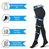 Women Compression Pantyhose Stockings 20 30 mmHg