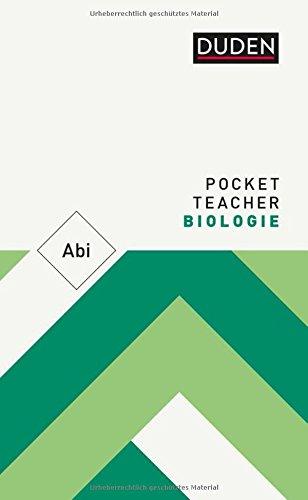Pocket Teacher Abi Biologie  Kompaktwissen Oberstufe