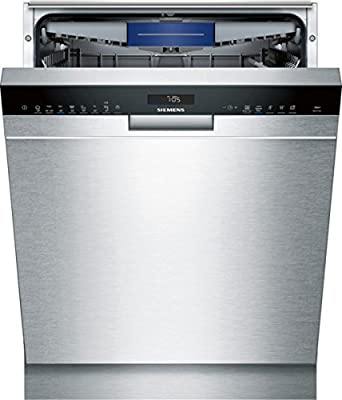 Siemens iQ500 SN458S02ME lavavajilla Bajo encimera 14 ...