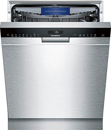 Siemens iQ500 SN458S02ME lavavajilla Bajo encimera 14 cubiertos A ...