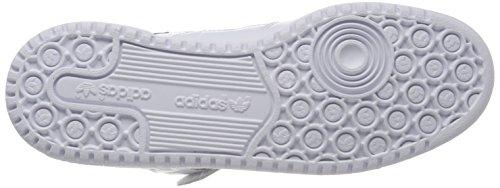 Refined Hommes Blancs Pour Adidas Baskets Lo ftwbla Ftwbla 000 Forum Negbas xqEgwwZT1