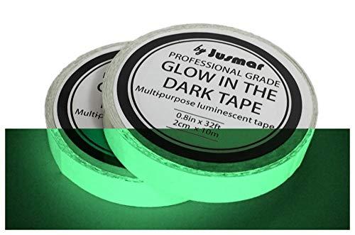Glow in the Dark Tape, Pack of