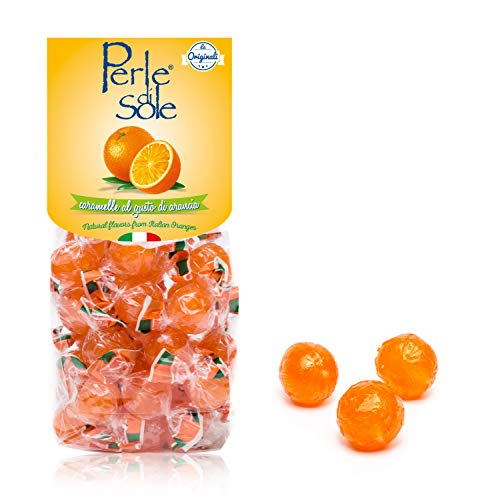 Perle di Sole Amalfi Orange Drops (7.05 Oz | 200 g) - 6 Count