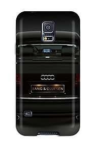For Galaxy S5 Tpu Phone Case Cover(audi A8 21)