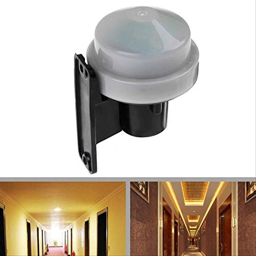 Photocell Light Switch Durable Sensor Switch Automatic On Off Photoswitch