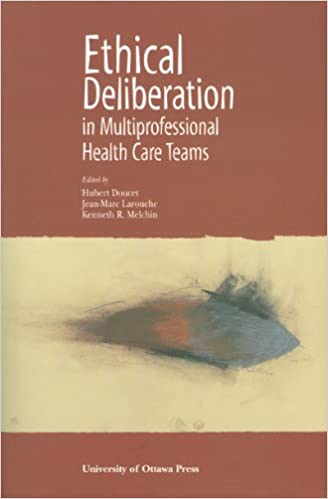 Book Ethical Deliberation in Multiprofessional Health Care Teams