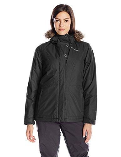 Jacket Shell Alpine - Columbia Women's Alpine Vista Jacket, Black, Large